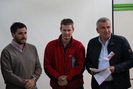 Funcionarios en Minera Exar 03 Mignacco Soler Morales